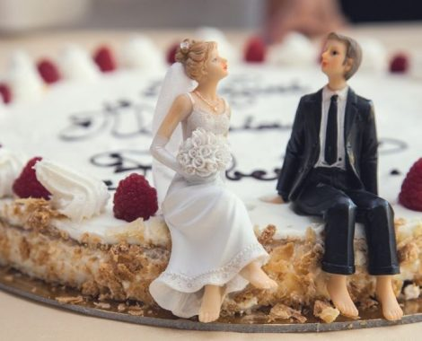 gateau marriage